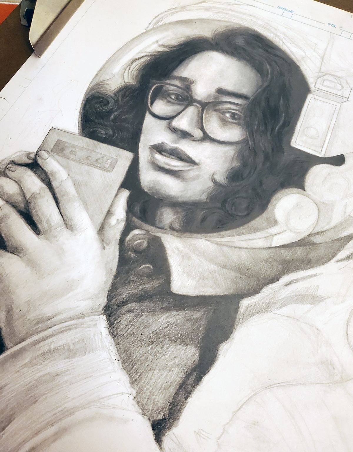 Drawing Process 4