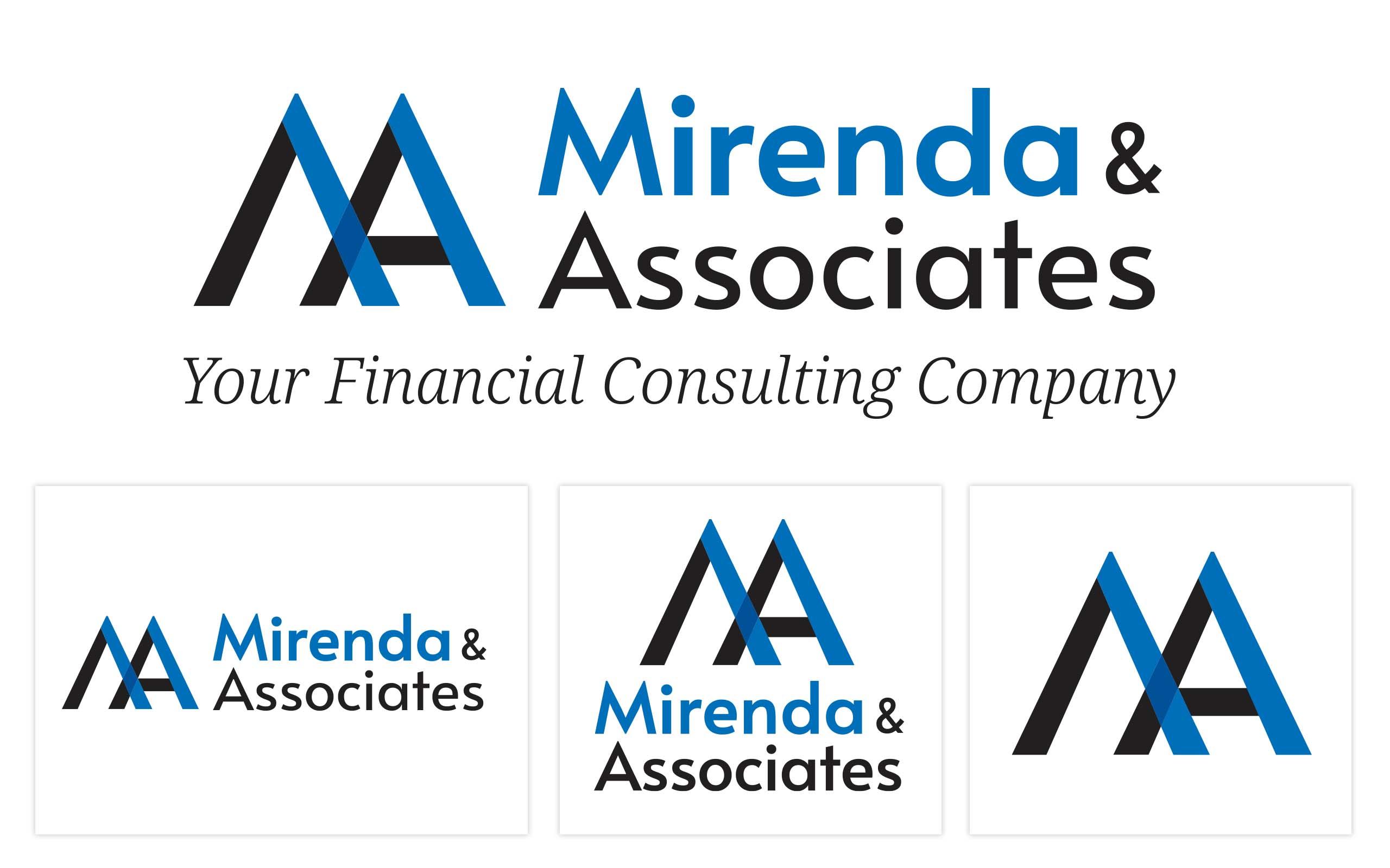 Mirenda & Associates Branding