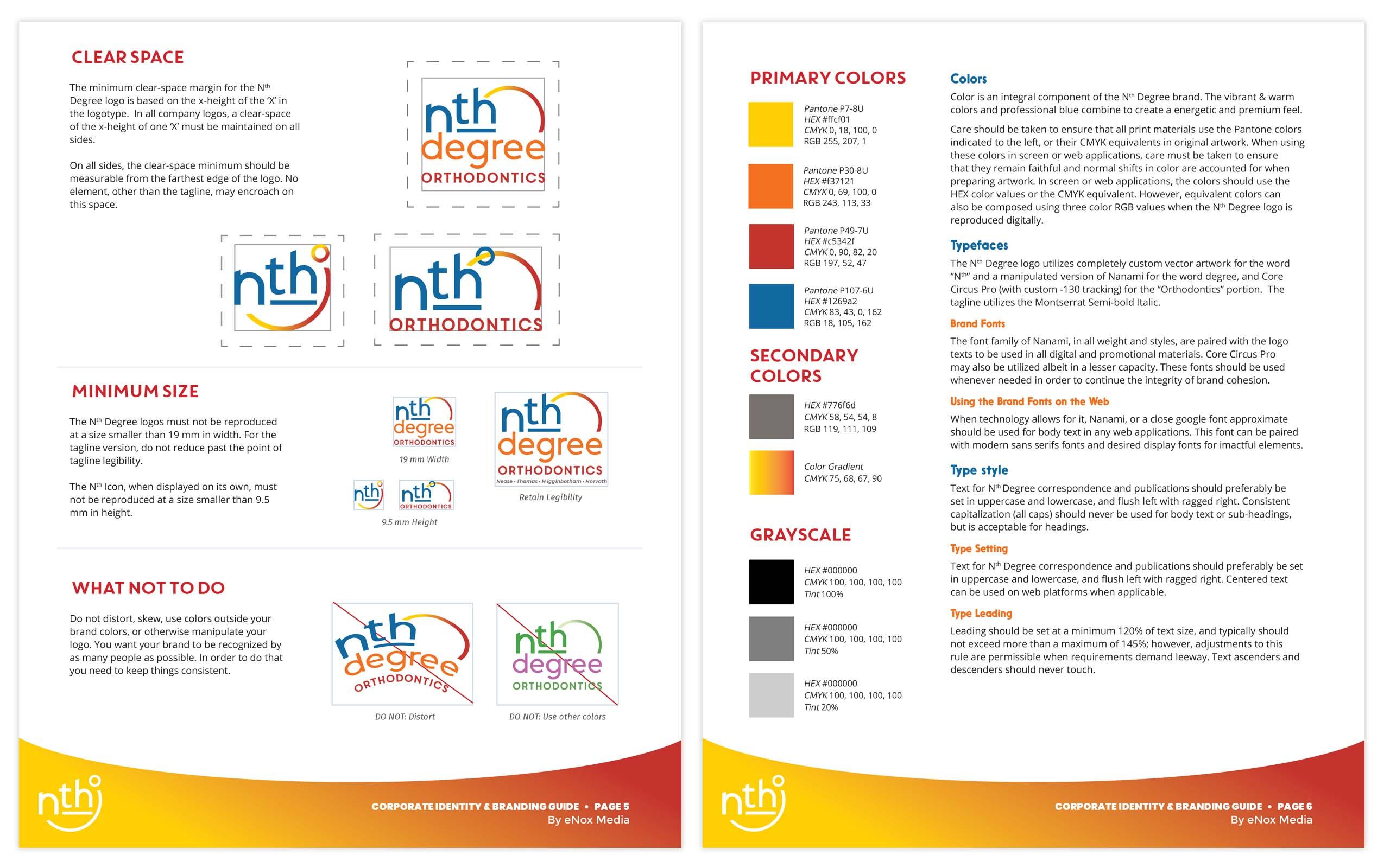 Nth Degree Brand Guide