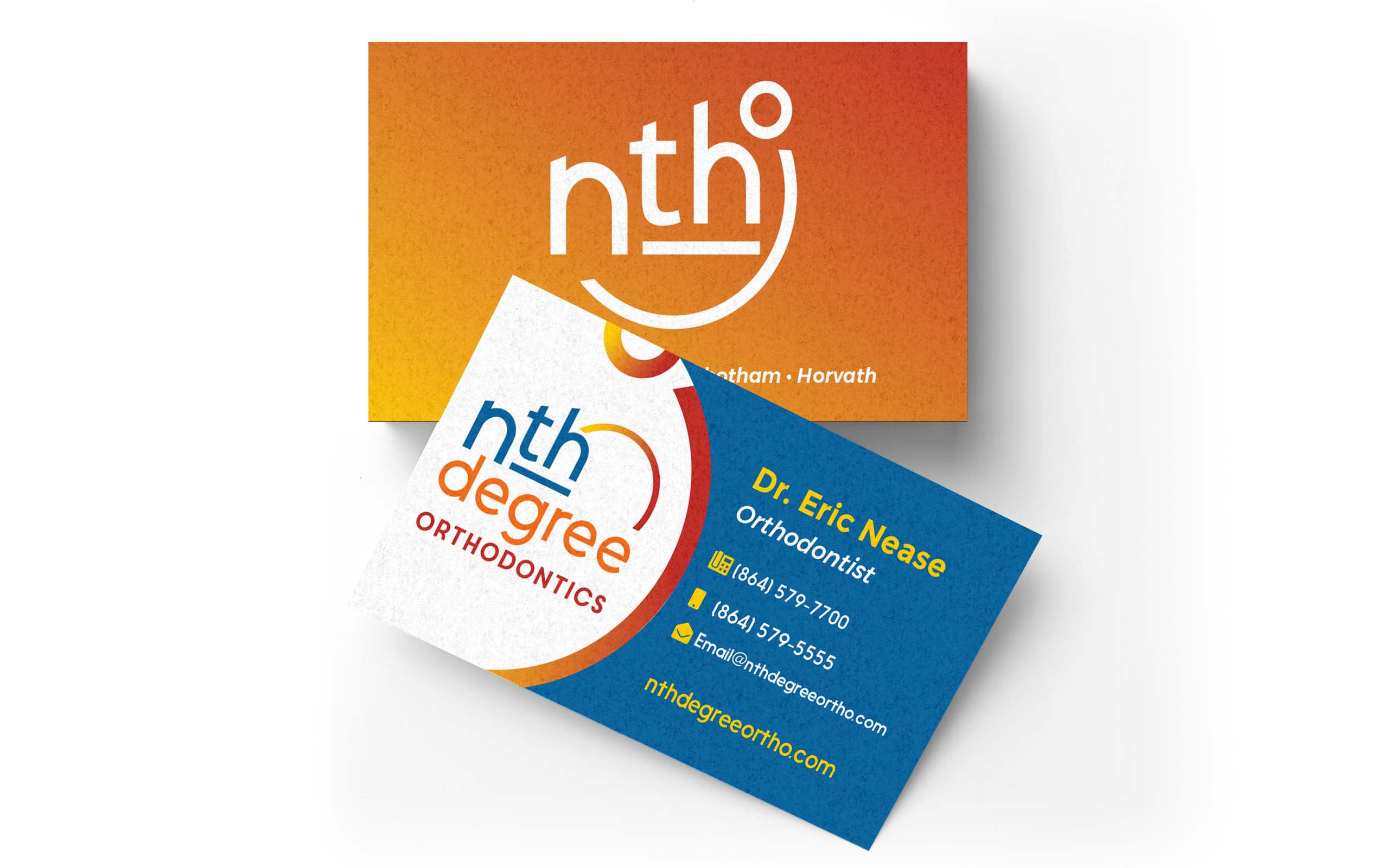 Nth Degree Business Card